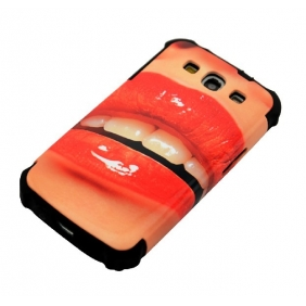 3D 2in1 Dual Protective Sublimation  blank DIY Case(MATTE) for SAMSUNG GALAXY S3 I9300  - Edge Printable cases- can be  printed by 3D Sublimation Vacuum Heat Press machine