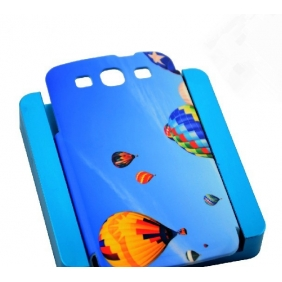 3D Vacuum sublimation machine phone jigs moulds metal aluminium cooling tool for 3D 2IN1 SAMSUNG GALAXY S3 I9300 case