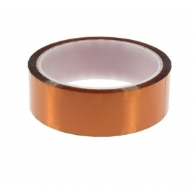 heat resister tape 30MM*33M  width Gold High Temperature Heat Resistant Tape For BGA PCB SMT Soldering Shielding dedicated