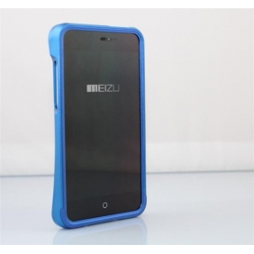 Aluminum Alloy bumper Frame protective shell  case cover  for MEIZU MX2