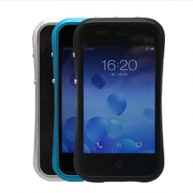 Aluminum Alloy bumper Frame protective shell  case cover  for MEIZU MX