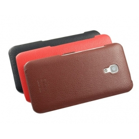 Genuine Real Cow Leather  Protective  Flip Shell  Case Cover  for XIAOMI M2A MI2A