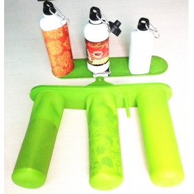 Rubber Silicone clamps/pads/mats/wraps  for sports bottle Cup by 3D sublimation Transfer Heat Press machine