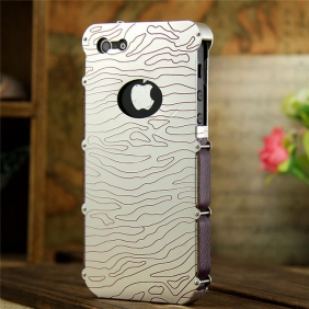 Aluminum Alloy bumper Frame protective  case cover  for Apple IPhone5