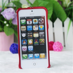 Aluminum Alloy Protective Metal Bumper Shell  Case Cover for APPLE IPHONE5 5S