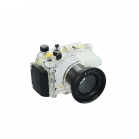 40M 130ft IPX8 Waterproof underwater housing hard camera case for Sony DSC-RX100 II  Digital camer DHL SHIPPING