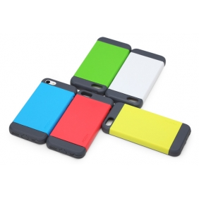 Amazing Protective case cover shell  with 2PCS screen protector  for APPLE IPHONE5C