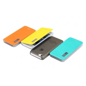 Amazing  Flip Leather Protective case cover shell with 2PCS screen protector   for APPLE IPHONE5C
