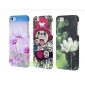 3D Sublimation  white blank DIY Case (GLOSS )for APPLE IPHONE5