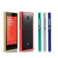 Ultra thin  0.7MM  Aluminum Alloy Protective Metal Bumper Shell  Case Cover with 2PCS screen protector  for HONGMI (XIAOMI RED RICE)