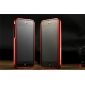 Sword Aluminum Alloy Protective Metal Bumper Shell  Case Cover with 2PCS screen protector  for APPLE IPHONE5 5S