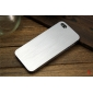 Ultra thin 0.3MM Titanium Alloy Protective Metal Bumper Shell  Case Cover  with 2PCS screen protector   for APPLE IPHONE5 5S