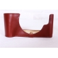 Genuine Cow Leather Protective  Bottom  Case Cover Bag for Panas