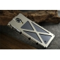 Aluminum Alloy bumper Frame protective  case cover shell with 2P