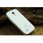Tempered glass Back case metal bumper Protective Shell Case Cover for Samsung Galaxy S4 I9500